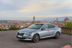 SKODA Superb fot. Volkswagen Group Polska