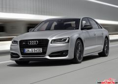 Audi S8 plus fot. Volkswagen Group Polska