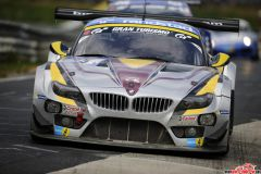 BMW Z4 GT3s fot. BMW Group