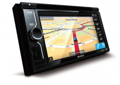 Sony AV Center fot. TomTom