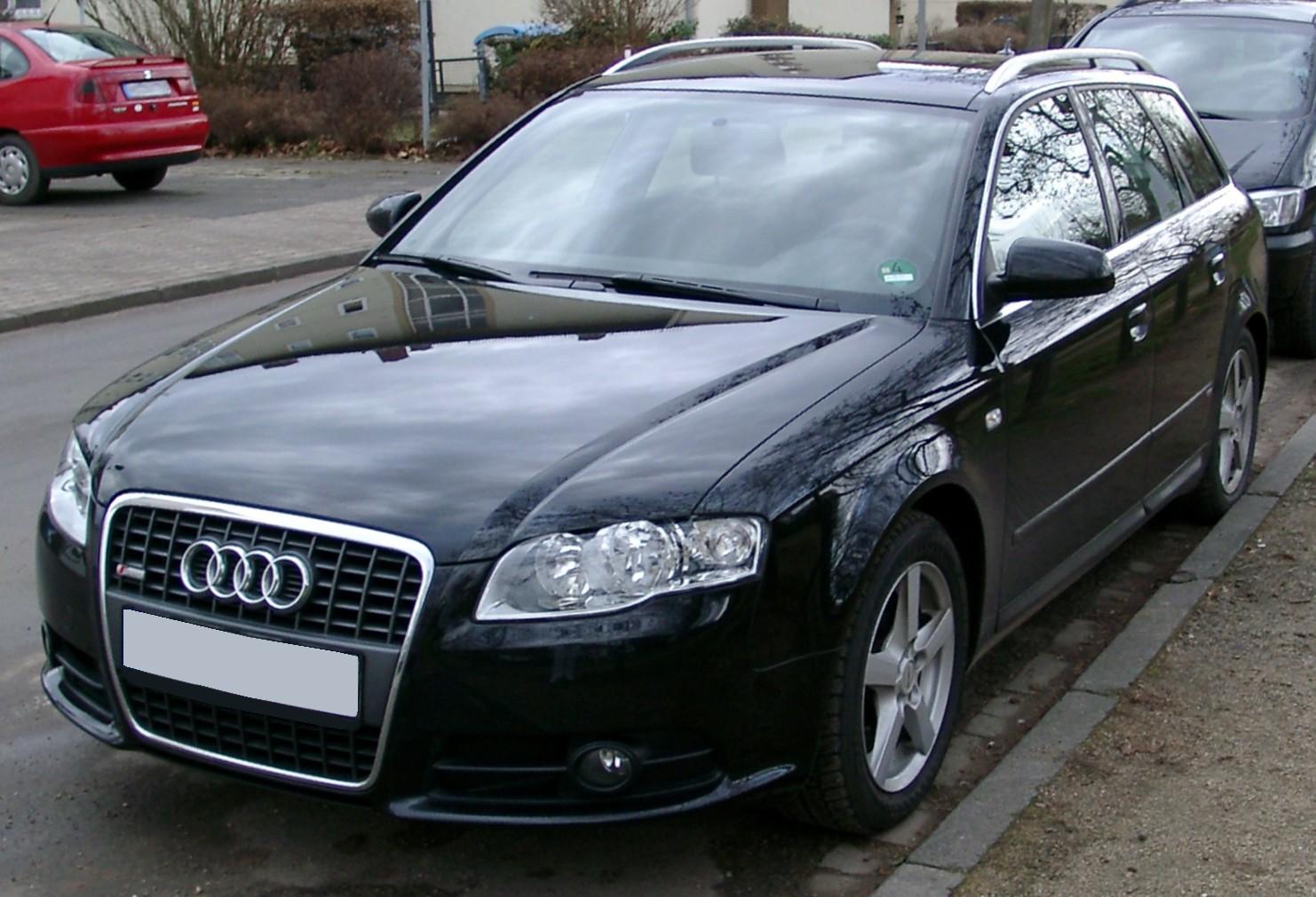 Audi A4 Opis I Dane Techniczne Forumsamochodowecom